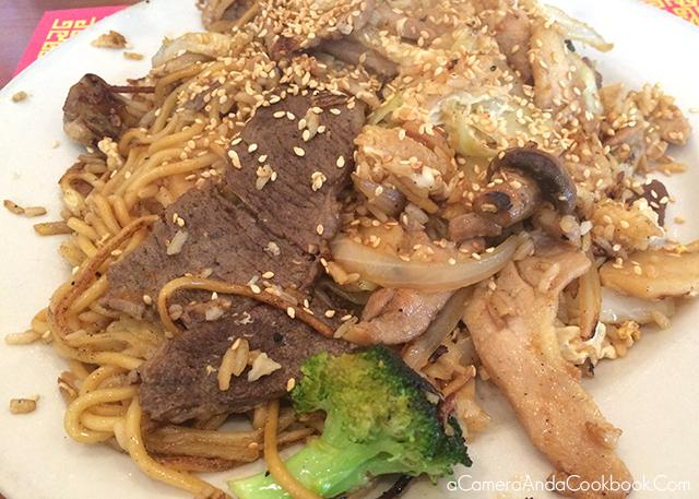 Chan's Mongolian Grill