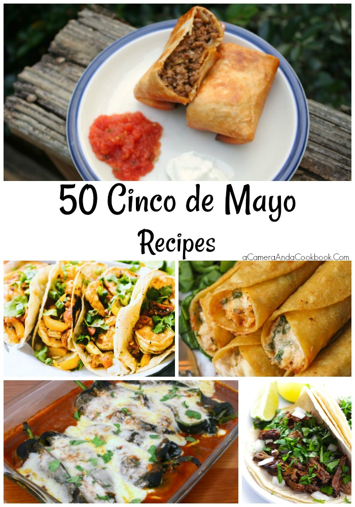 50 Cinco de Mayo Recipes