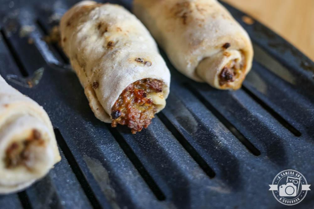 Bacon Cheeseburger Roll-Up Recipe