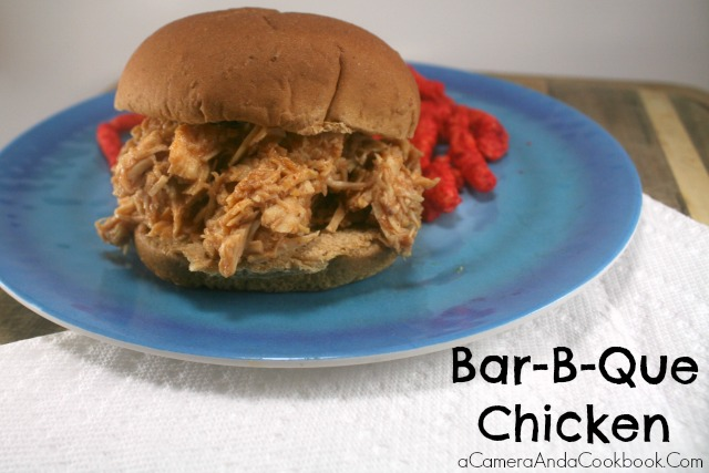 Bar-B-Que Chicken