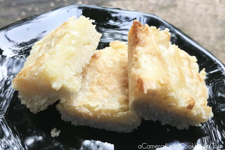 Butter Cake Bars