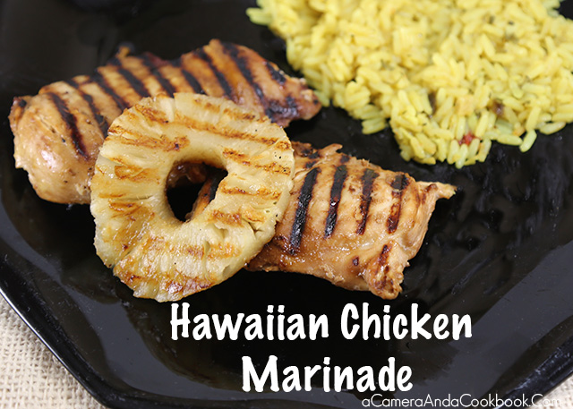 Hawaiian Chicken Marinade