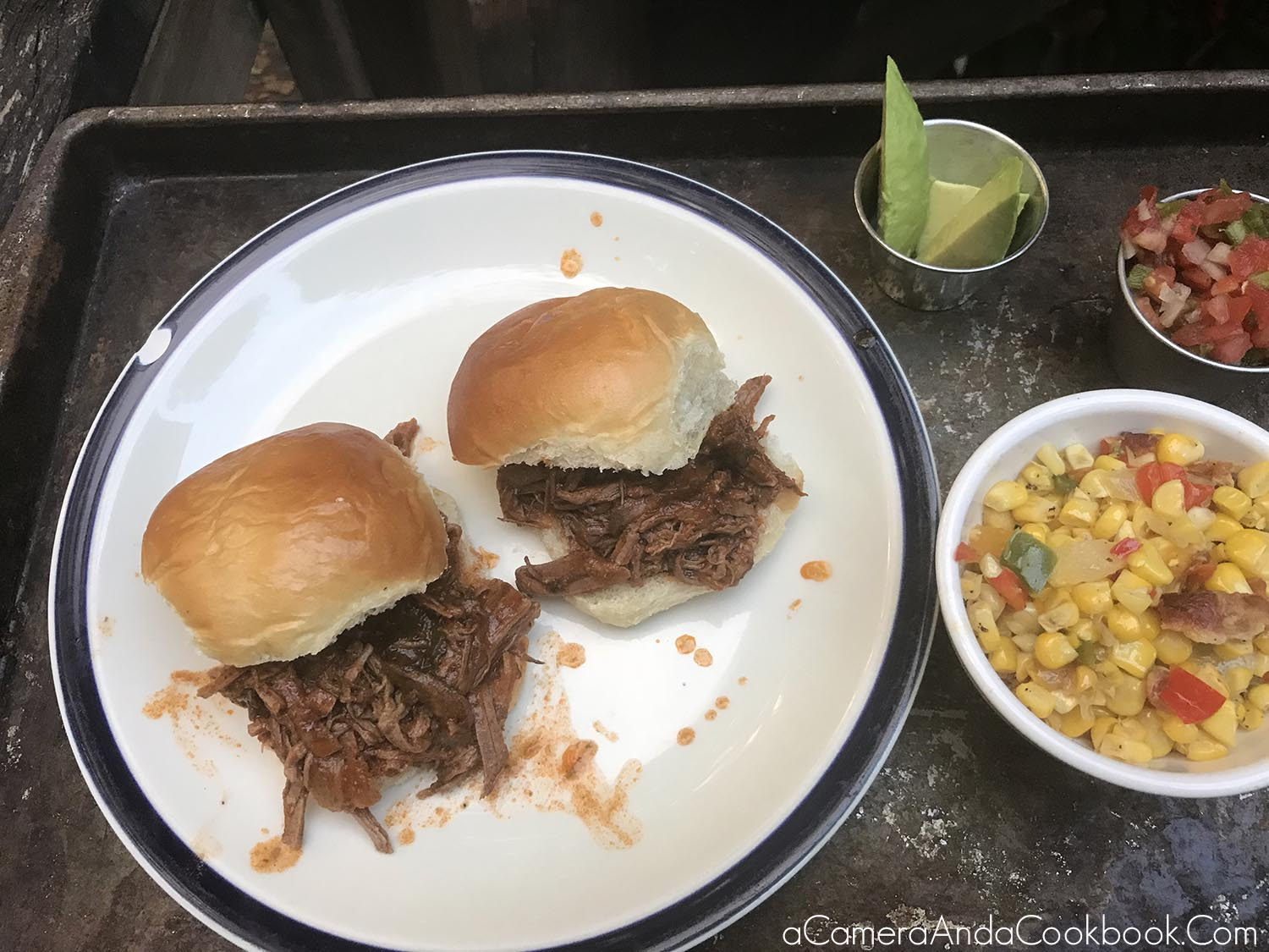 Mexican Pot Roast {Crockpot}