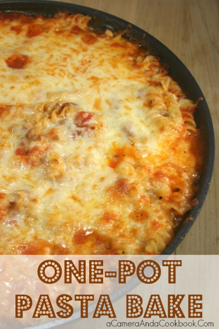 One-Pot Pasta Bake