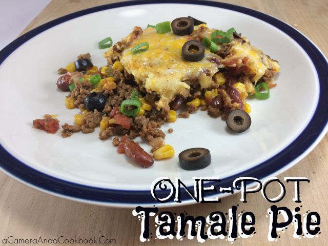 One-Pot Tamale Pie