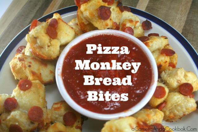 Pizza Monkey Bread Bites