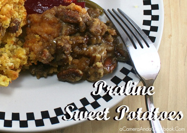 Praline Sweet Potatoes - These Praline Sweet Potatoes always have everyone begging for more during the holiday season.