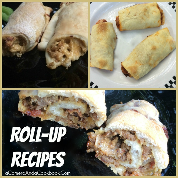 Roll-Up Recipe Collection