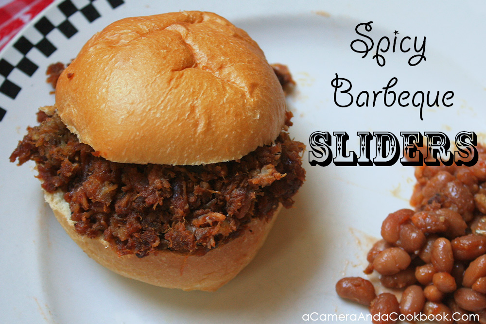 Spicy Barbeque Sliders