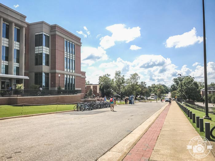 Mell Classroom Building addition to RBD Library 2017 - Auburn University