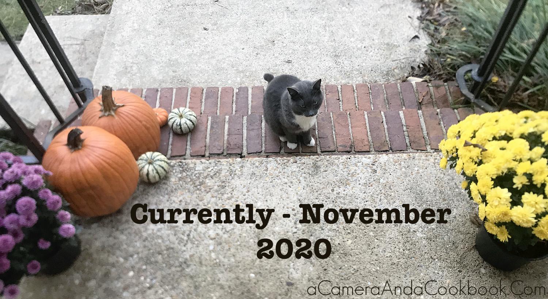 Currently - November 2020