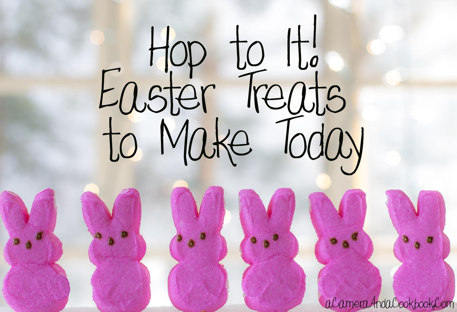 Easter Treats to Make Today