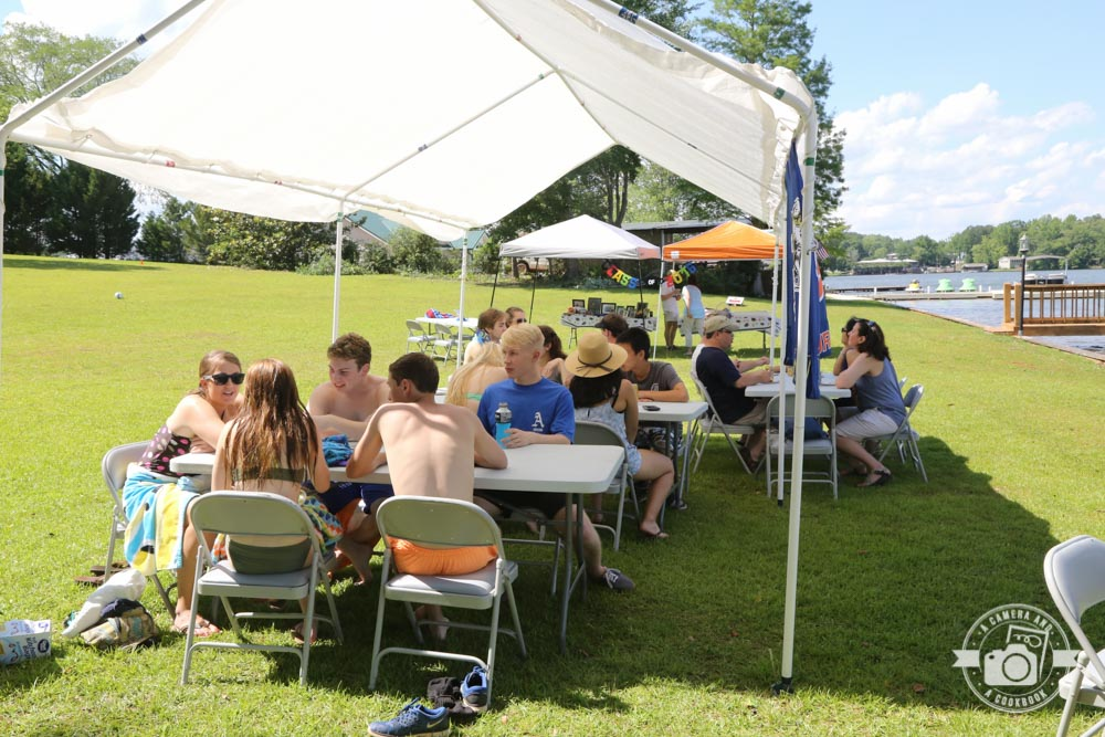 Grad Party at the Lake