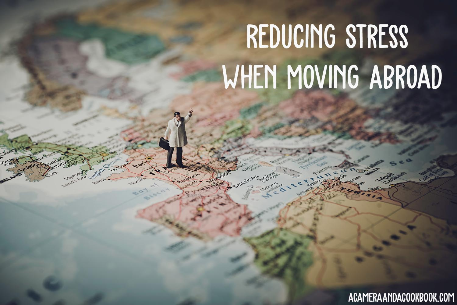 Reducing Stress When Moving Abroad