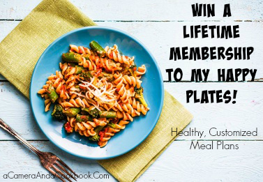 My Happy Plates - Win a Lifetime Membership!