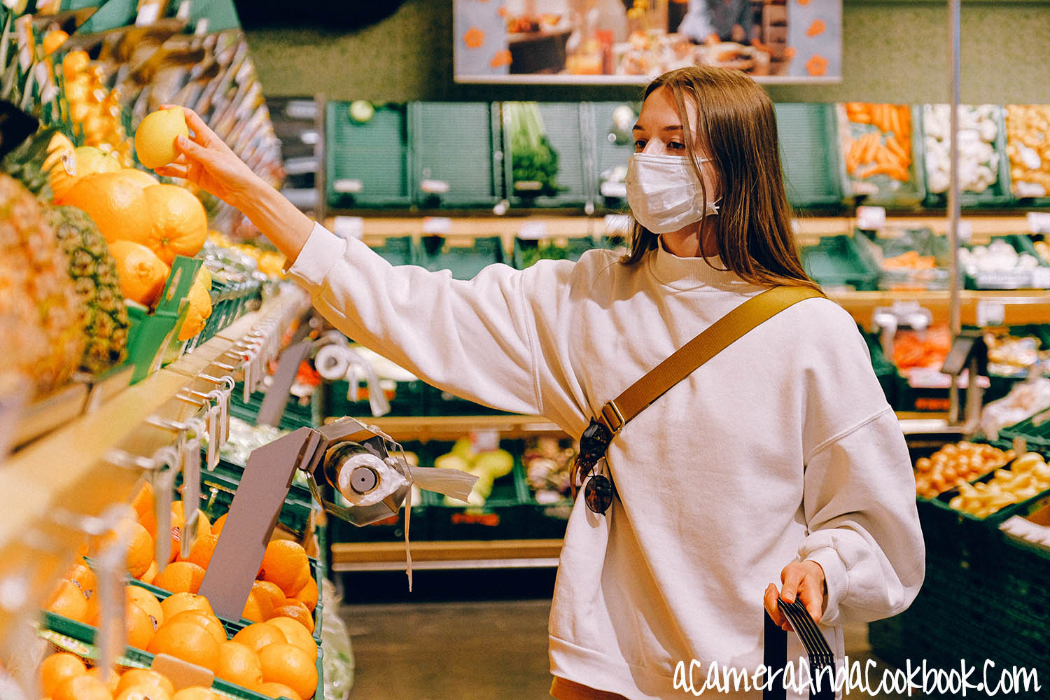 Four Ways To Reduce Your Risk When Grocery Shopping