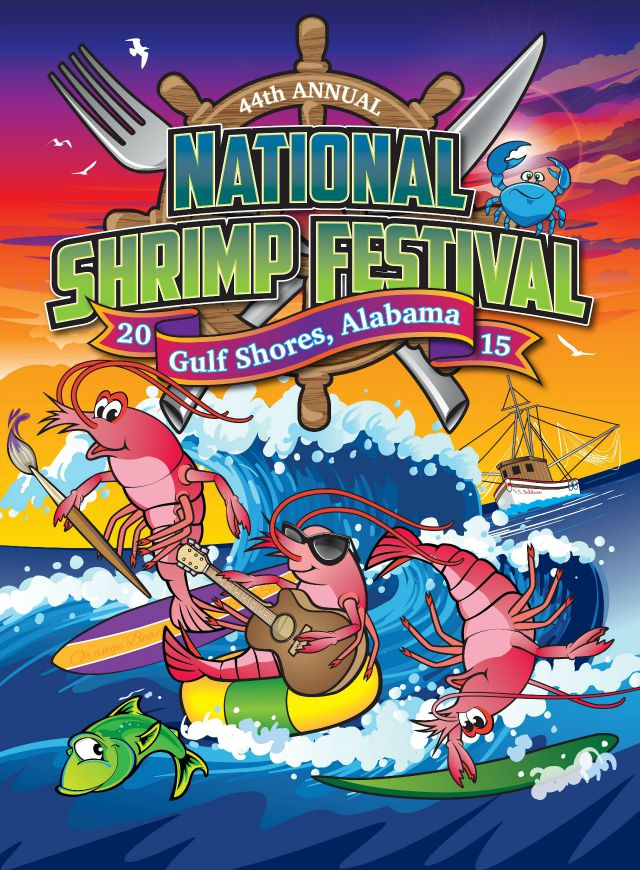 44th Annual National Shrimp Festival! #StayALBeaches
