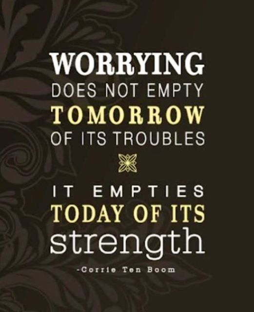 Quote by Corrie Ten Boom