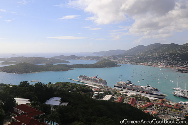 Paradise Point - St. Thomas