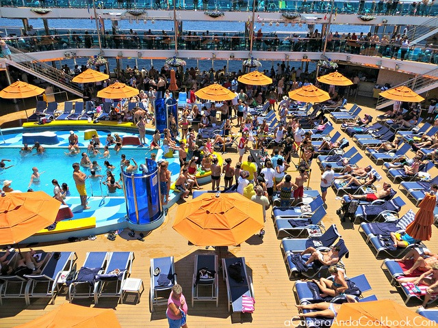 Carnival Dream {Day 2} - Fun Day at Sea