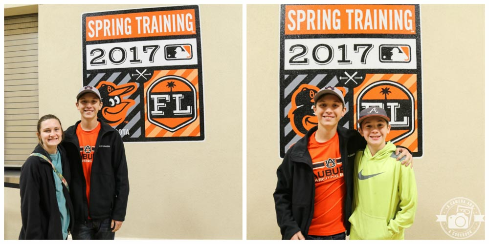 Spring Training 2017