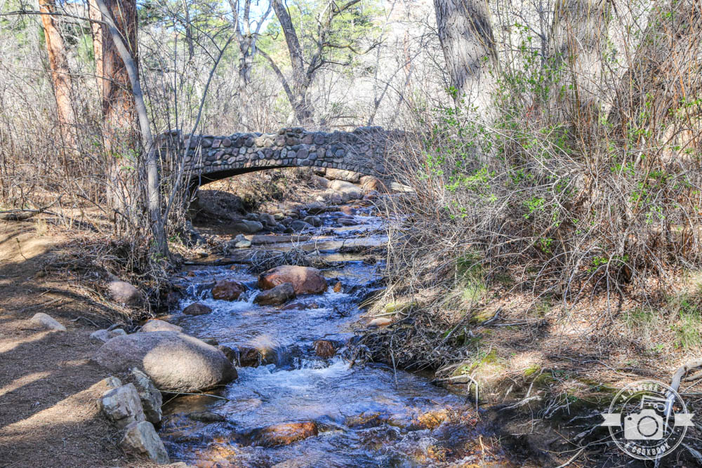 Hiking and Driving - Colorado Springs, CO