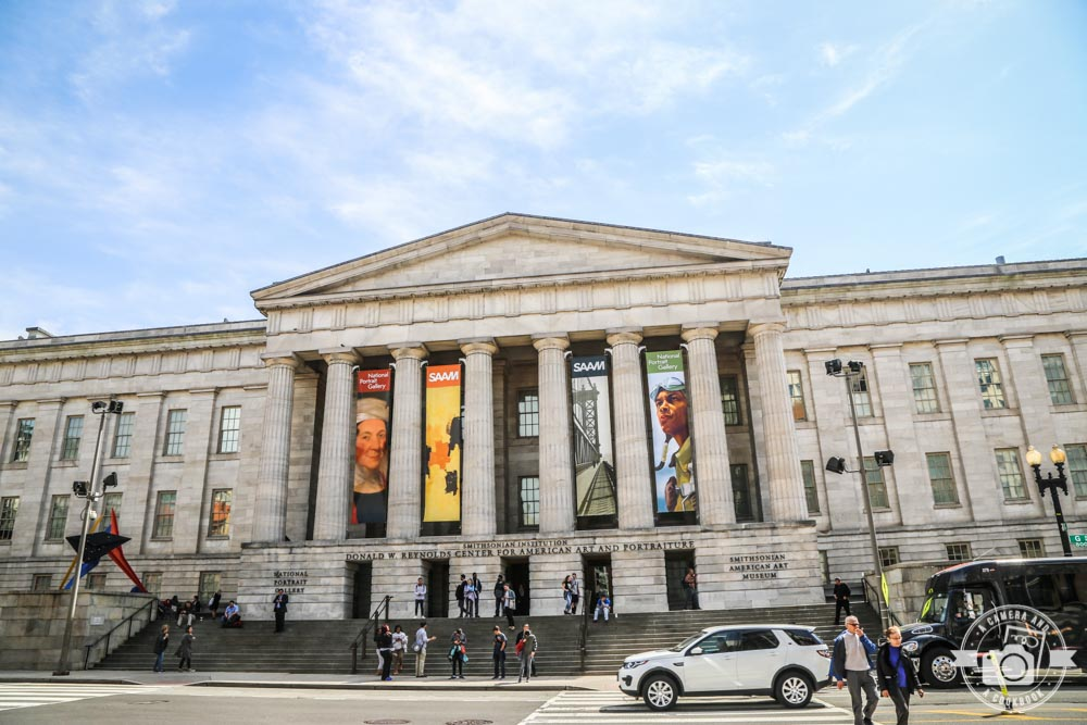 Smithsonian American Art Museum & National Portrait Gallery - D.C.