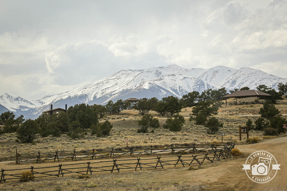 Scenic Drive from Pikes Peak to Avon
