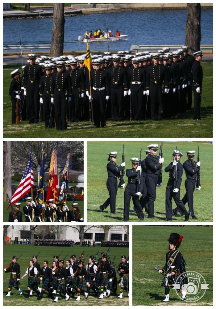 Naval Academy Tour