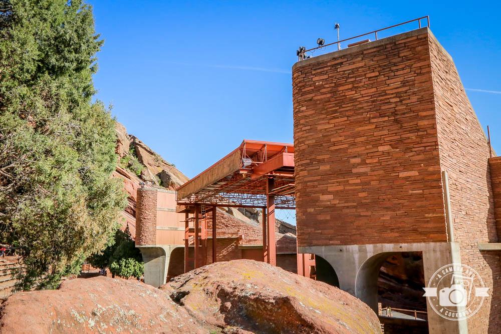 Red Rocks Amphitheatre & Golden, CO