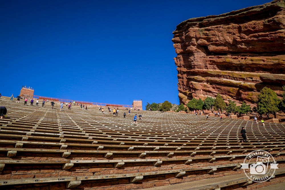 Red Rocks Amphitheatre & Golden, CO