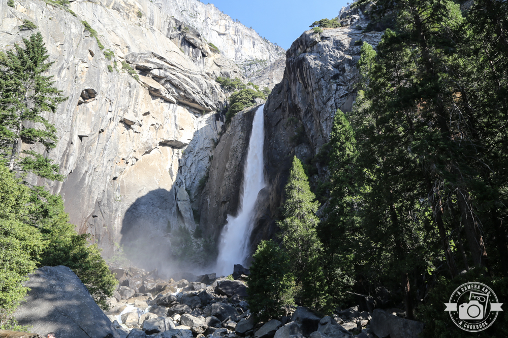 West Coast Trip:Day 3 - Yosemite