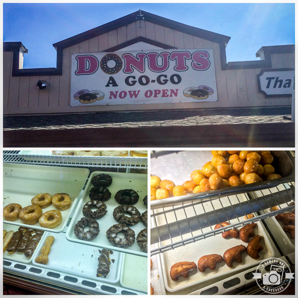 West Coast Trip:Day 3 - Donuts a Go Go