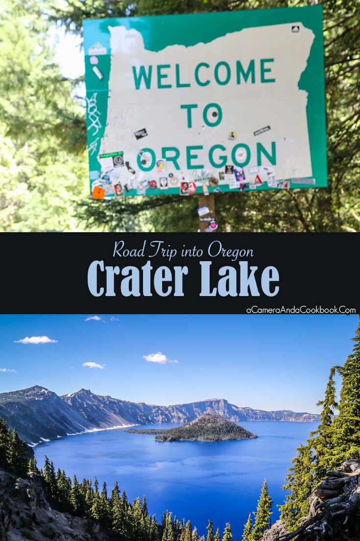 West Coast Trip: Crater Lake