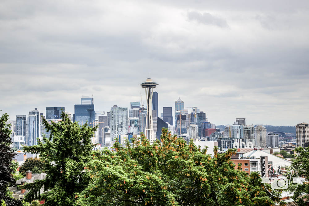 Pacific Northwest Trip:Sightseeing in Seattle