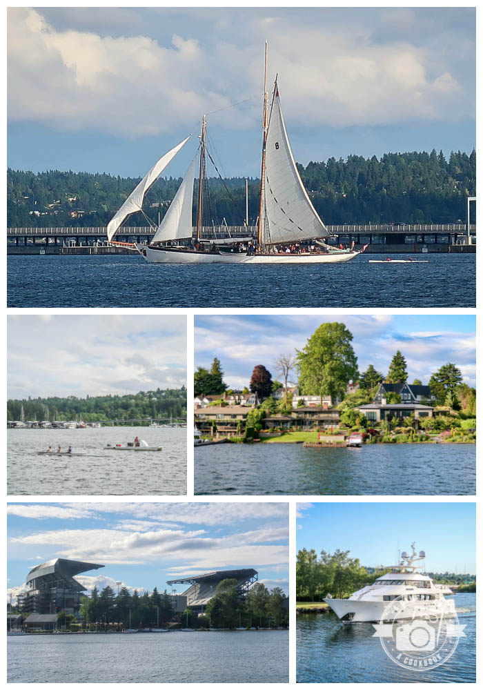 Pacific Northwest Trip: Riverboat Dinner Cruise