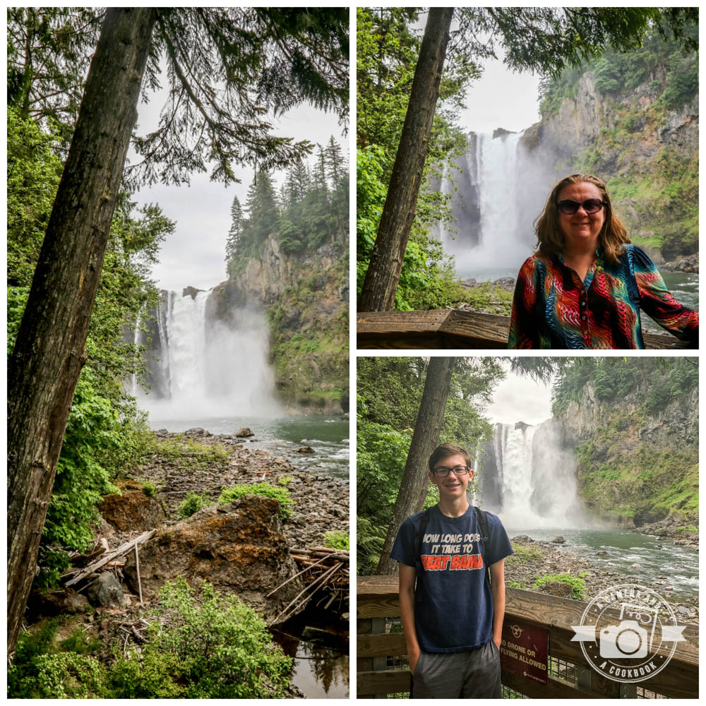 Pacific NW Trip: Snoqualmie Falls