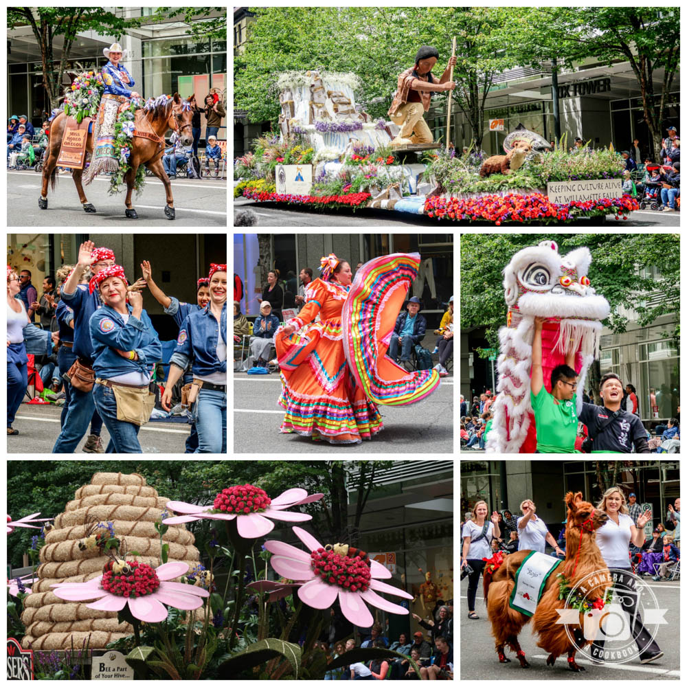 Pacific NW Trip: Grand Floral Parade & More