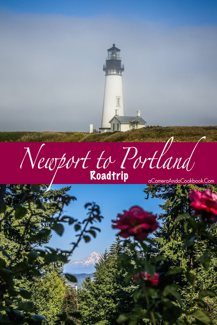 Driving from Newport, Oregon to Portland?  Here's somethings you should stop at see on the way!