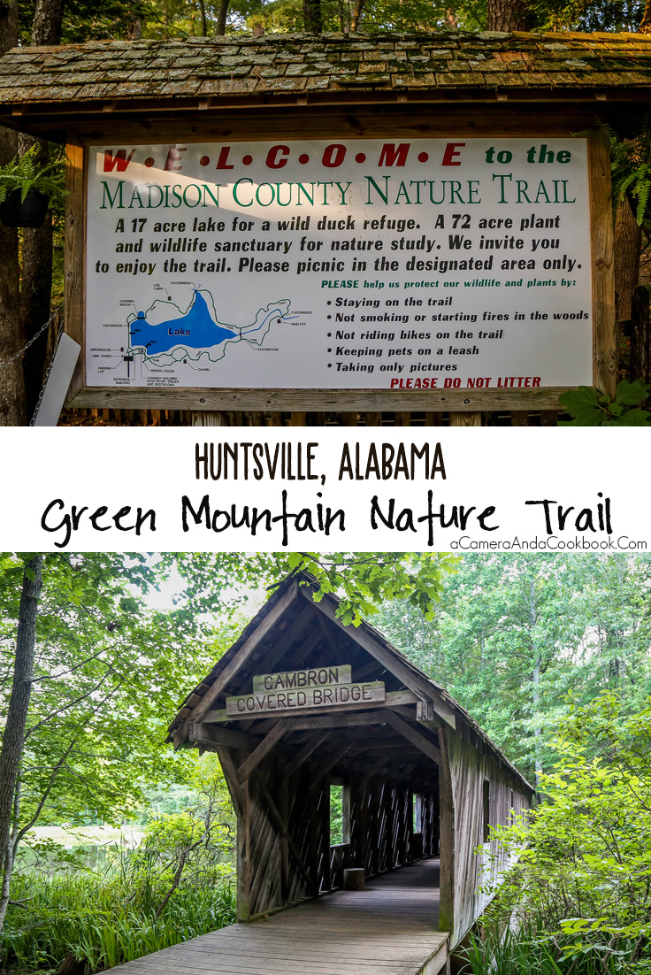 Green Mountain Nature Trail in Huntsville, AL - Check out the beautiful spot in nature at Green Mountain Nature Trail in Huntsville, AL