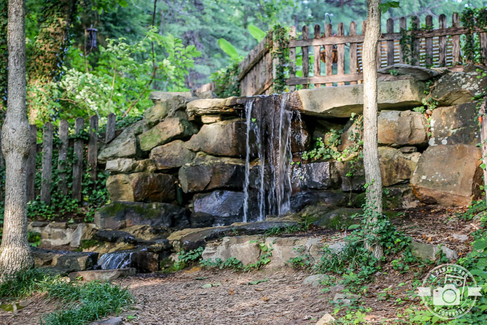 Green Mountain Nature Trail in Huntsville, AL