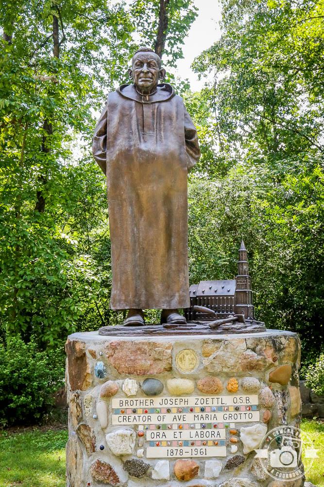 Ave Maria Grotto in Cullman, AL