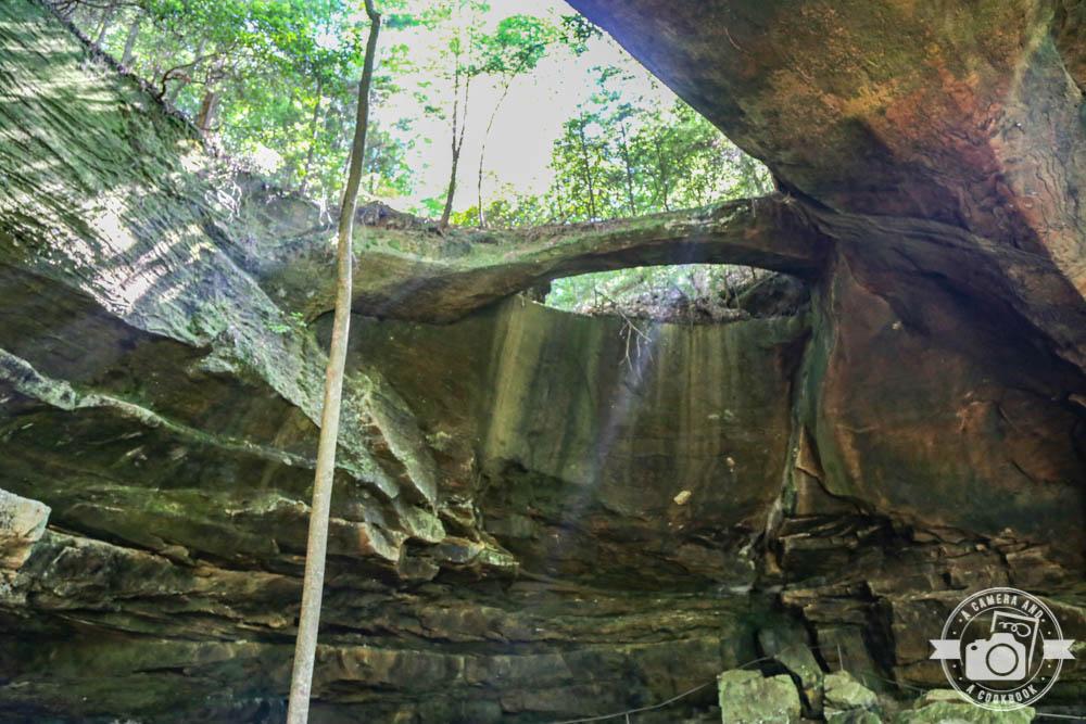 Natural Bridge Park - Alabama