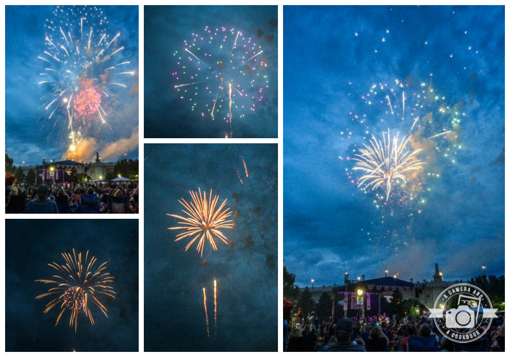 4th of July in Chickamauga & Chattanooga