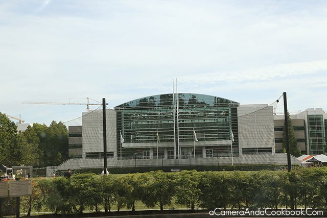 World Headquarters for Nike
