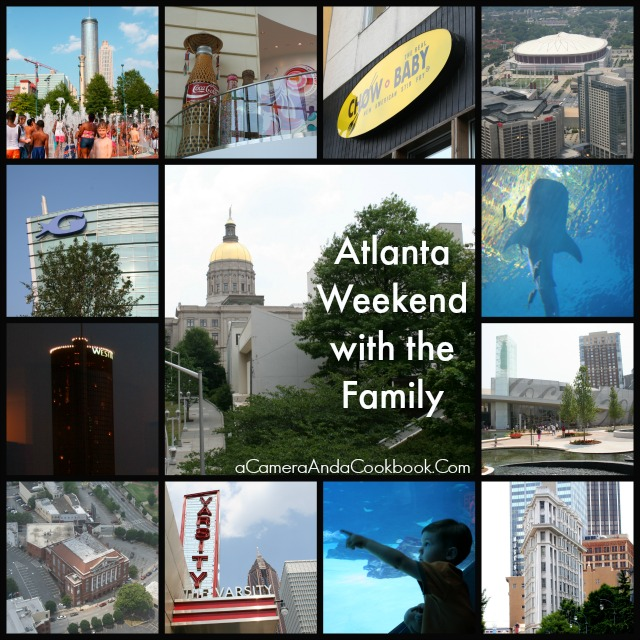 Atlanta Weekend with the Family
