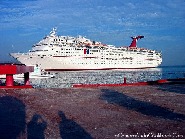 Cruise Talk {4 Day Western Caribbean} Carnival Sensation