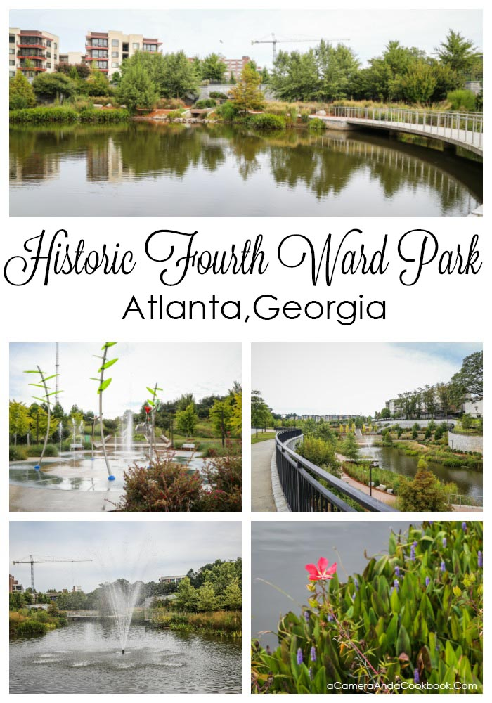 Historic Fourth Ward Park