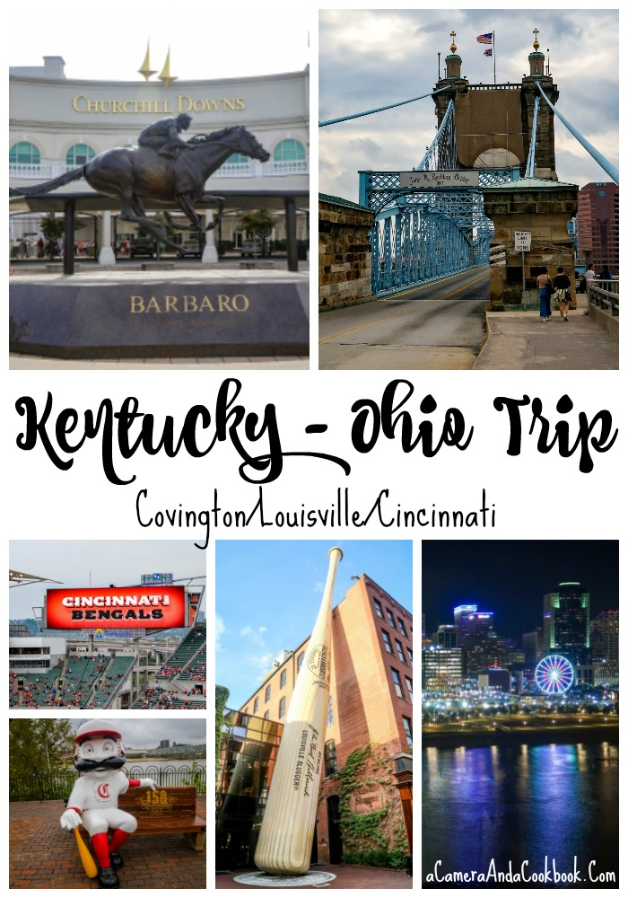 Trip to Kentucky & Ohio