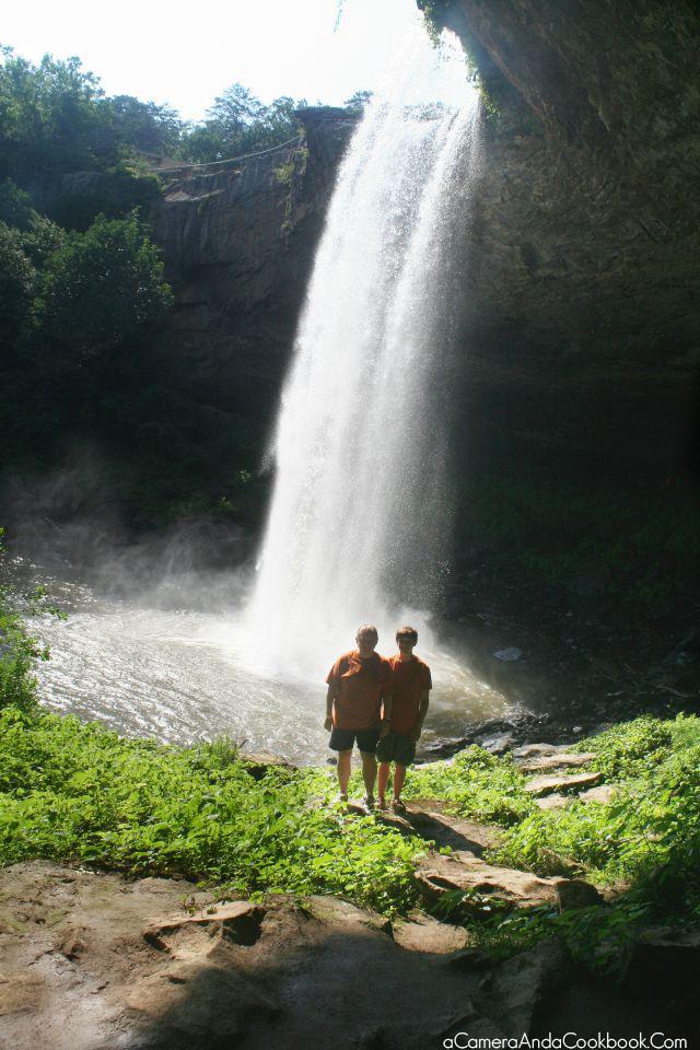 Noccalula Falls {Gadsden, Alabama}